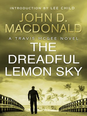 cover image of The Dreadful Lemon Sky