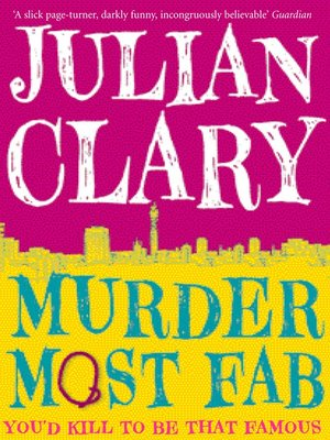 cover image of Murder Most Fab