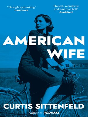 cover image of American Wife
