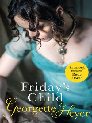 cover image of Friday's Child