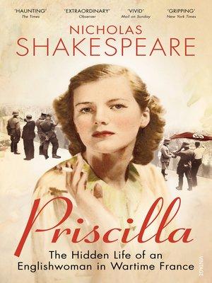 cover image of Priscilla