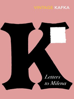 cover image of Letters to Milena