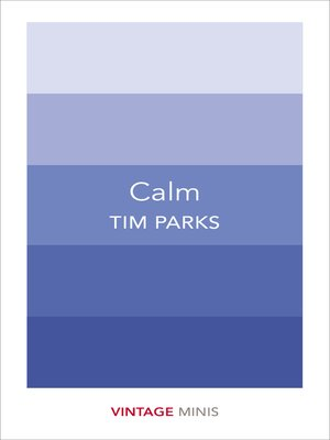 cover image of Calm
