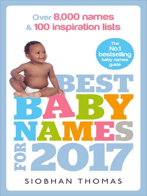 cover image of Best Baby Names for 2017