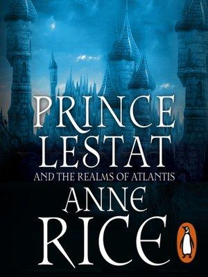 Prince Lestat Epub