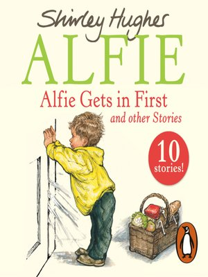 cover image of Alfie Gets in First and Other Stories