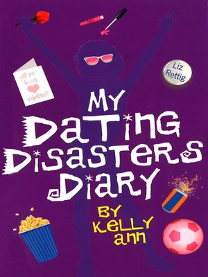 cover image of My Dating Disasters Diary