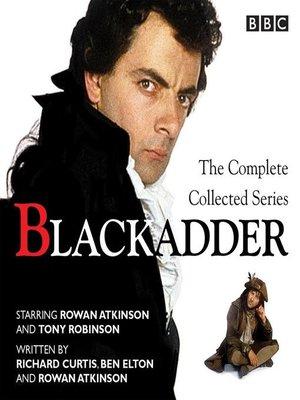 cover image of Blackadder
