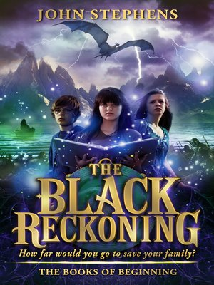 cover image of The Black Reckoning