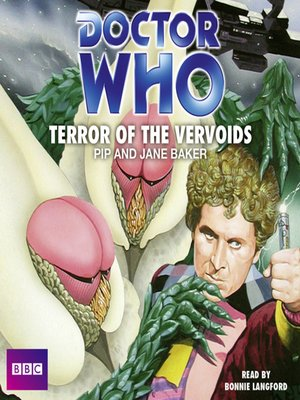 cover image of Terror of the Vervoids
