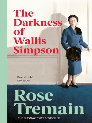 cover image of The Darkness of Wallis Simpson