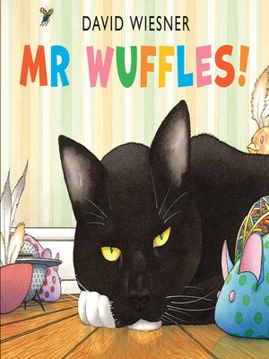 cover image of Mr Wuffles!