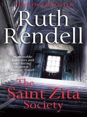 cover image of The Saint Zita Society