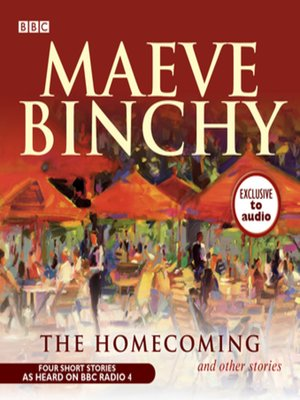 cover image of The Homecoming & Other Stories
