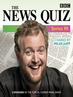 cover image of The News Quiz, Series 98