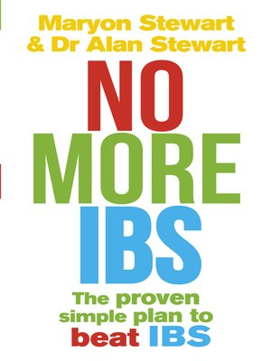 cover image of No More IBS!