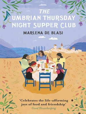 cover image of The Umbrian Thursday Night Supper Club