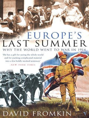 cover image of Europe's Last Summer
