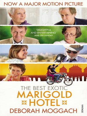 cover image of The Best Exotic Marigold Hotel