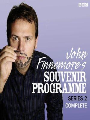 cover image of John Finnemore's Souvenir Programme--Series 2