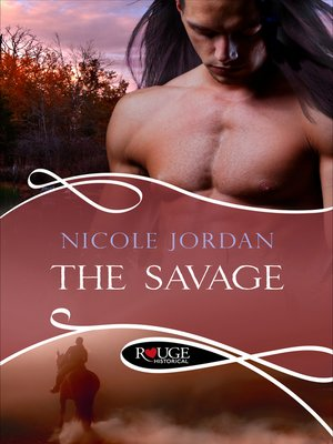 cover image of The Savage