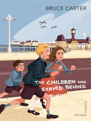 cover image of The Children Who Stayed Behind