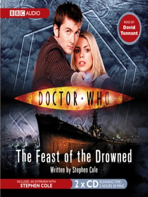 cover image of Doctor Who--The Feast of the Drowned
