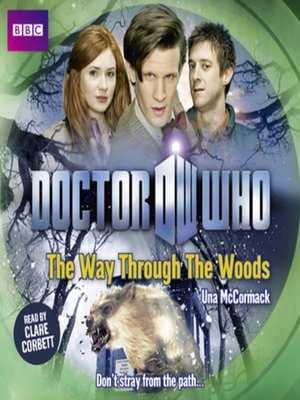 cover image of Doctor Who--The Way Through the Woods