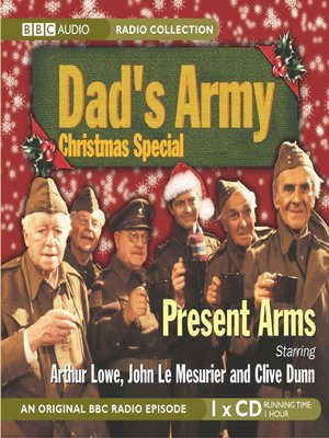 cover image of Dad's Army Christmas Special