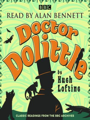 cover image of Alan Bennett--Doctor Dolittle Stories