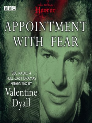 cover image of Appointment With Fear