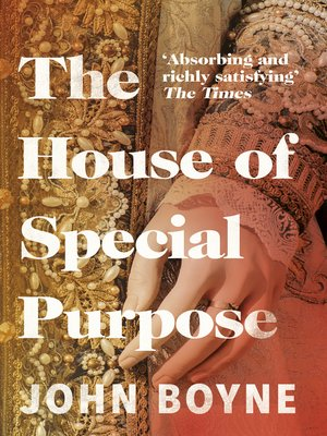 cover image of The House of Special Purpose