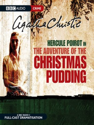 cover image of The Adventure of  Christmas Pudding