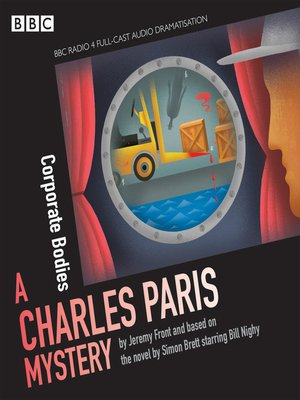 cover image of Charles Paris, Corporate Bodies
