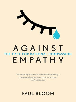 cover image of Against Empathy