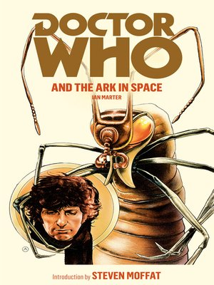 cover image of Doctor Who and the Ark in Space