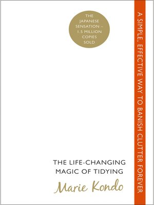 cover image of The Life-Changing Magic of Tidying