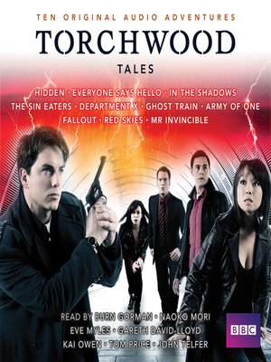 cover image of Torchwood Tales