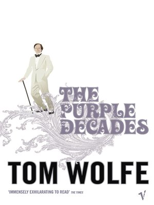 cover image of The Purple Decades