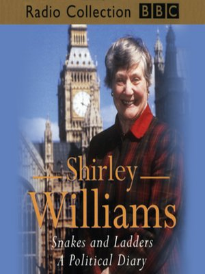cover image of Shirley Williams
