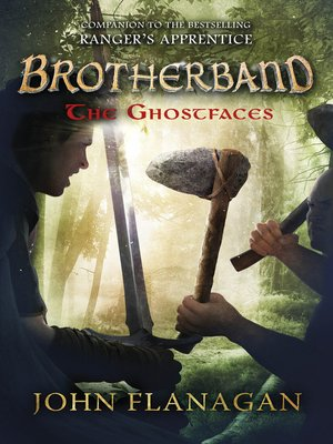 cover image of The Ghostfaces