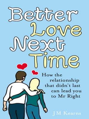cover image of Better Love Next Time