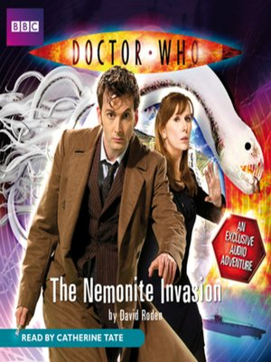 cover image of Doctor Who--The Nemonite Invasion
