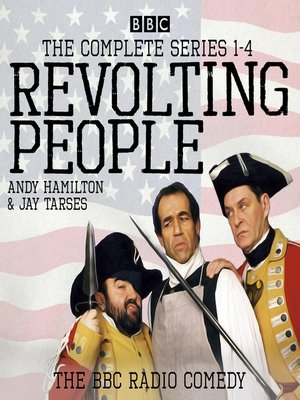 cover image of Revolting People--The Complete Series 1-4