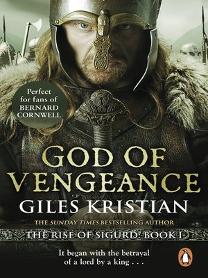 cover image of God of Vengeance