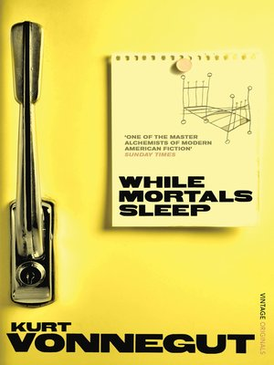cover image of While Mortals Sleep