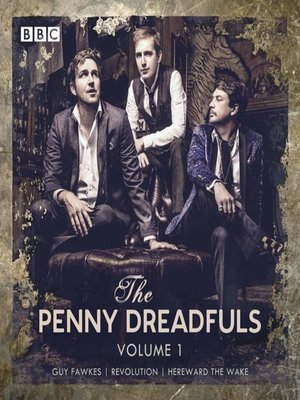 cover image of The Penny Dreadfuls, Collection 1