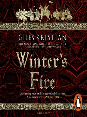 cover image of Winter's Fire