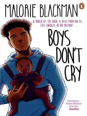 cover image of Boys Don't Cry