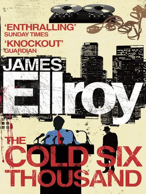 cover image of The Cold Six Thousand